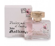 Parlez-Moi d'Amour John Galliano EDT Eau De Toilette for Women 80ml